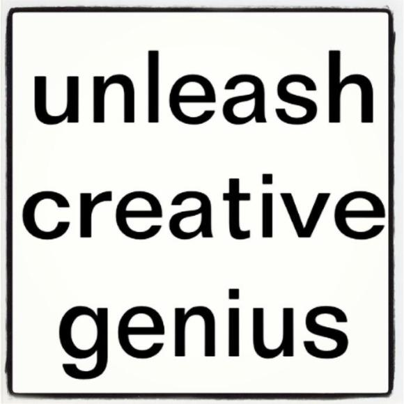 unleash+creative+genius